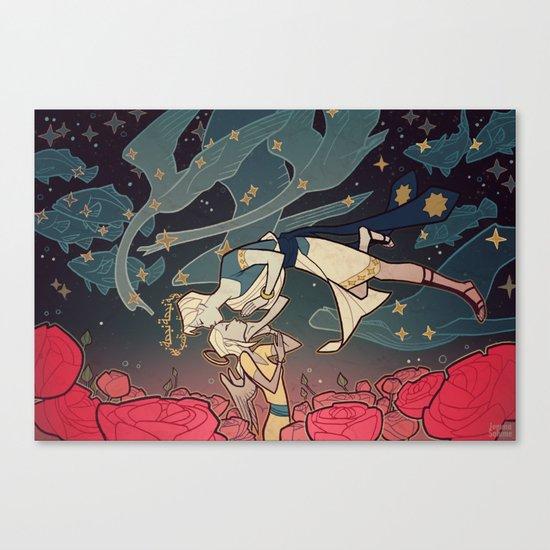 Pari Canvas Print