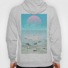 Between two waters Hoody