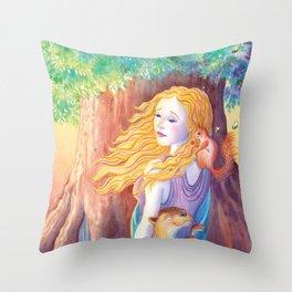 Anstice Throw Pillow