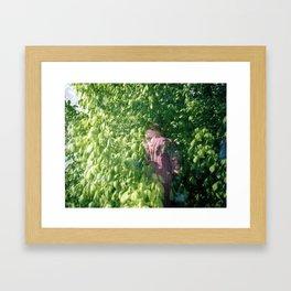 Derek/Double II Framed Art Print