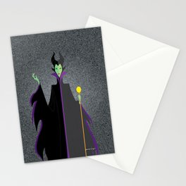 Origami - Mistress of All Evil Stationery Cards