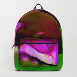Abstract Bliss 4E by Kathy Morton Stanion Backpack