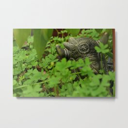 Hidden Spirit Metal Print