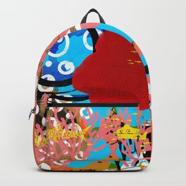 018 - ESTEBAN WAS EATEN! Backpack