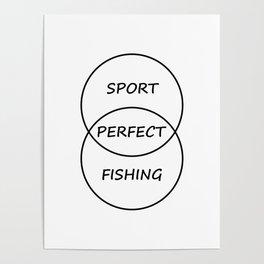 Sport Fishing Poster