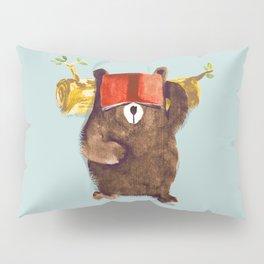 No Care Bear - My Sleepy Pet Pillow Sham