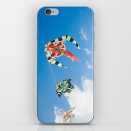 Kites iPhone Skin