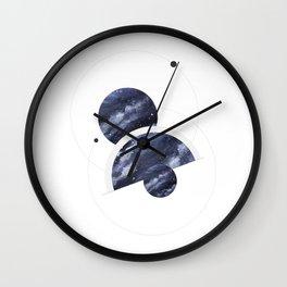 Imaginary Worlds Wall Clock