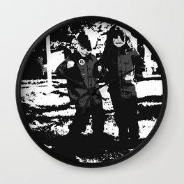 Swamp Children Wall Clock
