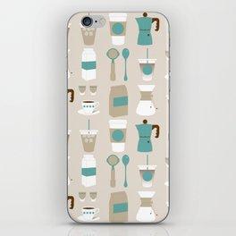Coffee Shop iPhone Skin