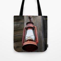 Red Lantern Tote Bag