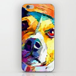 Jack Russell Terrier iPhone Skin