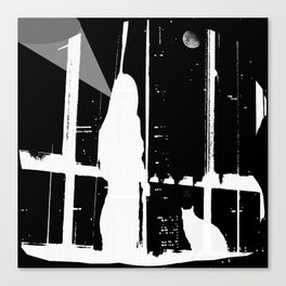 Midnight Call Canvas Print