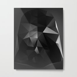 "Darth Vader ""The Mask"" Metal Print"