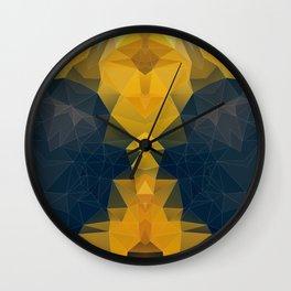 POLI LEMON OLI 2 Wall Clock