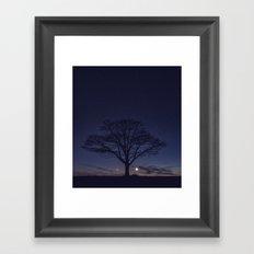 Planetary Alignment Framed Art Print
