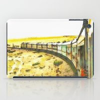 train iPad Cases featuring Train by Mr and Mrs Quirynen