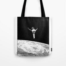 asc 579 - Le vertige (Gaze into the abyss) Tote Bag