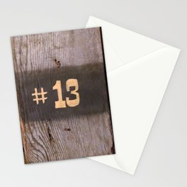 13 - Reference on Mining Tour Stationery Cards