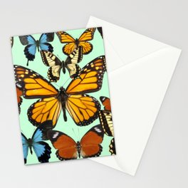 Mariposas- Butterflies Stationery Cards