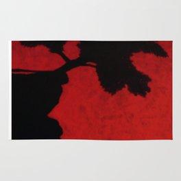 Red Skies at Night Rug