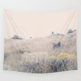 August Gold Wall Tapestry