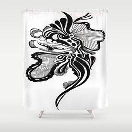 CARNIFLOWER Shower Curtain