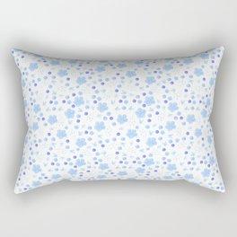 Forget Me Knot Rectangular Pillow