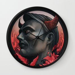 Il Mostro Wall Clock
