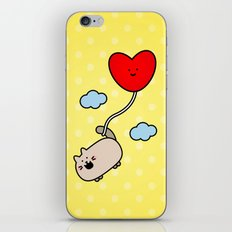 Kimmi's Love is 0n Cloud 9 iPhone & iPod Skin