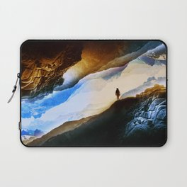 Vision of fire and ice Laptop Sleeve
