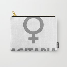 VAGITARIAN Carry-All Pouch