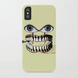 Immortal Chatter iPhone Case