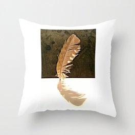 Make a point Throw Pillow