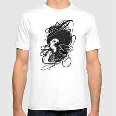 Lady Black (2014 Edition) Mens Fitted Tee White MEDIUM