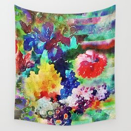 Tracy Porter / Poetic Wanderlust: I Am Enough Wall Tapestry