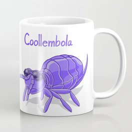Coollembola Coffee Mug