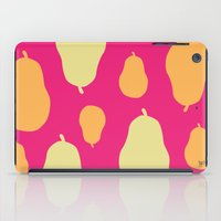 pear iPad Cases featuring Pear  by HeartWork Brand