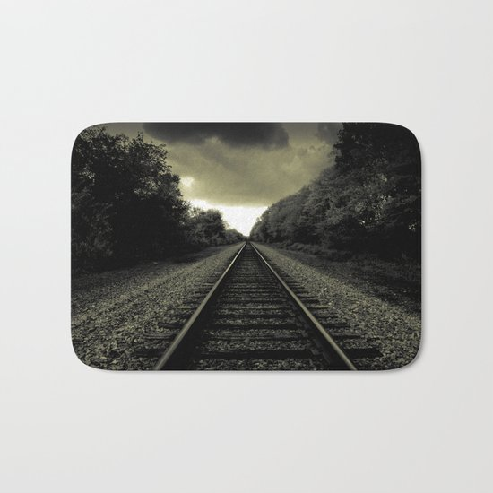 Out of Darkness Bath Mat