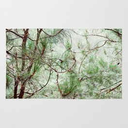 The Pine Woods Rug