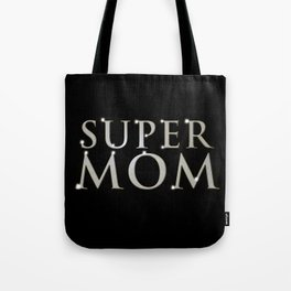 Bling Super mom Tote Bag