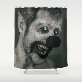 Porthos Shower Curtain