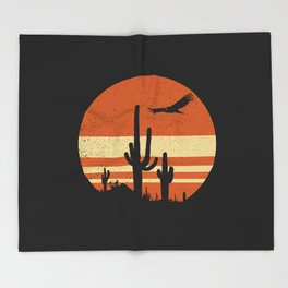 Sergio Leone Throw Blanket