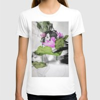 lotus flower T-shirts featuring Lotus by SEVENTRAPS