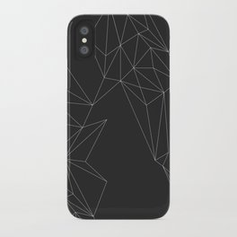 Connections 1 iPhone Case