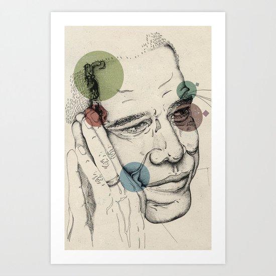 Obama's Dream Art Print