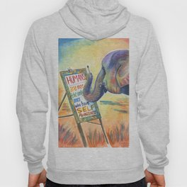 We Can't Forget [1/2]  Hoody