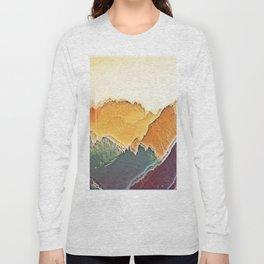 colour mountain Long Sleeve T-shirt