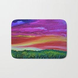 Sunset Memories Bath Mat