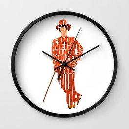 Lloyd Christmas Wall Clock